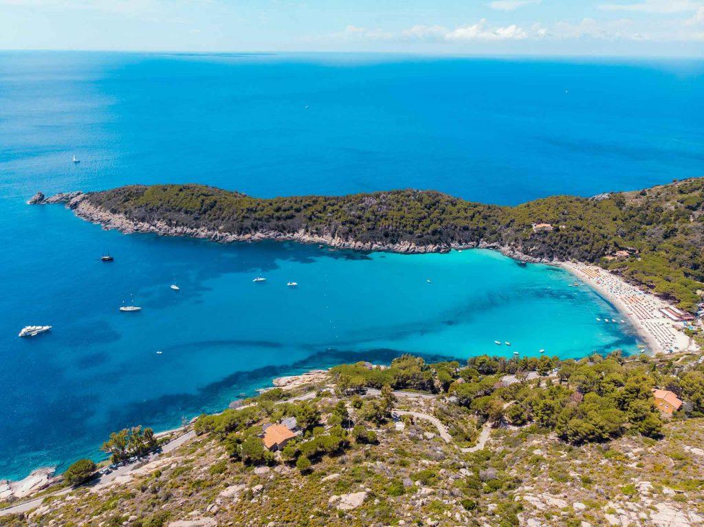 Tuscany Elba Island