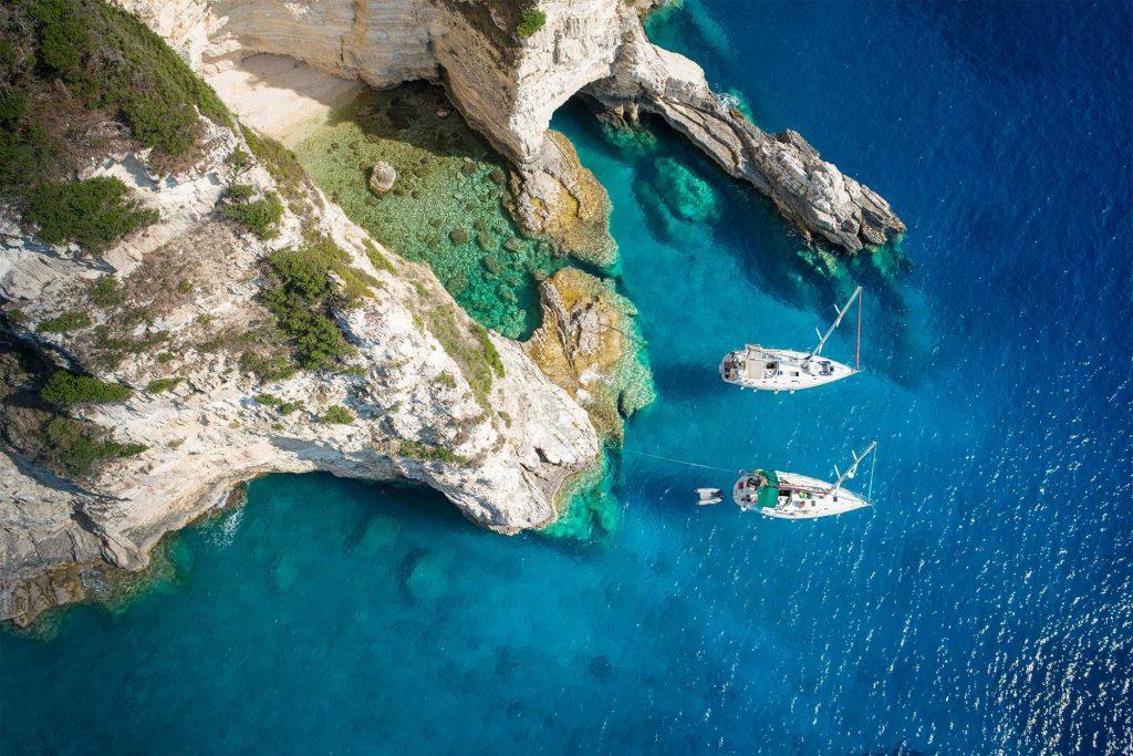 Ionian Greece Paxos