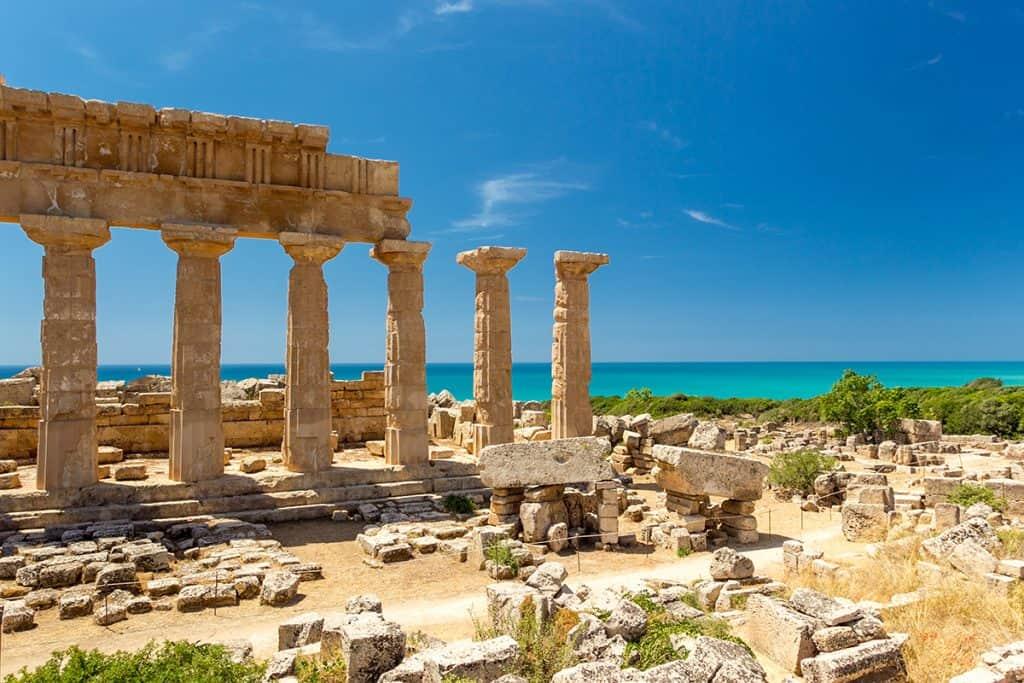 Sicily Selinunte