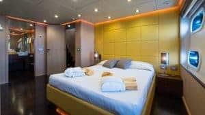 Luxury Yacht Charter Interior