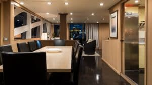 Sailing Yacht for Sale - Interior Design